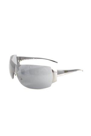 Prada Retro Brille mehrfarbig extravaganter Stil