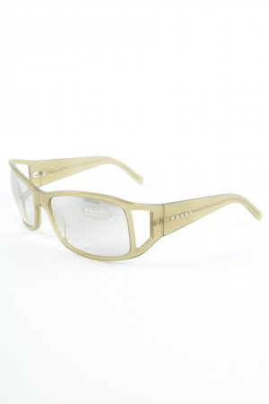 "Prada Retro Brille ""SPR01F"" sandbraun"