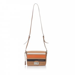 Prada Righe Saffiano Leather Bag