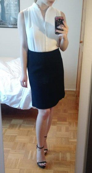 Prada Wool Skirt black