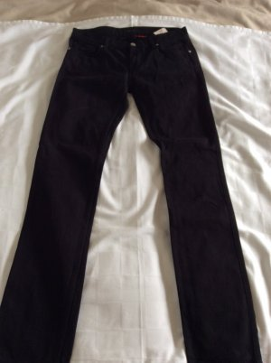 Prada Tube Jeans black cotton