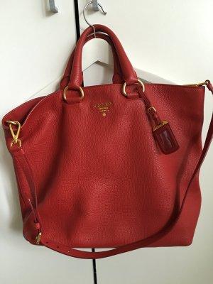 Prada rote Handtasche