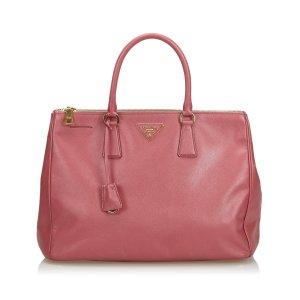 Prada Saffiano Leather Galleria Bag