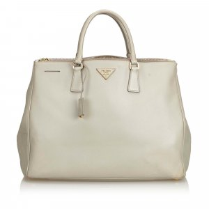 d11cab1df749e Prada Saffiano Leather Galleria Handbag