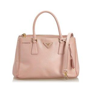 Prada Satchel light pink leather