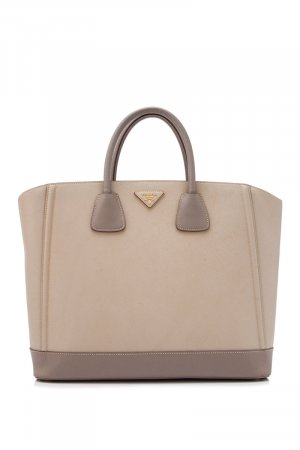 Prada Saffiano Leather Lux Handbag