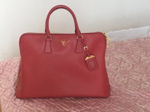 Prada Sac Baril rouge
