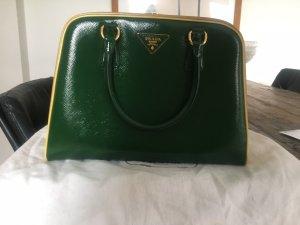 Prada Handbag forest green
