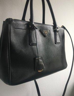 Prada Saffiano schwarz tasche