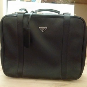 PRADA Saffiano Travel Bag