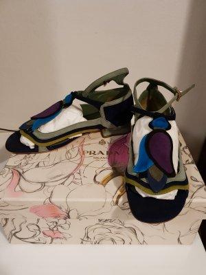 Prada Sandalo multicolore