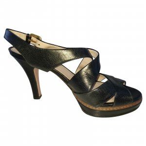 Prada High Heel Sandal black