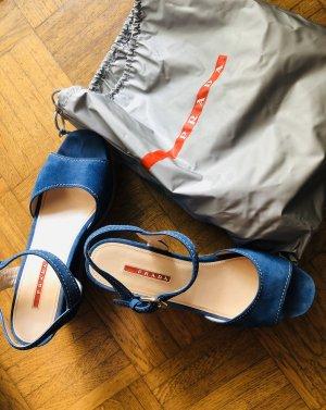 Prada Sandals Platform NEU