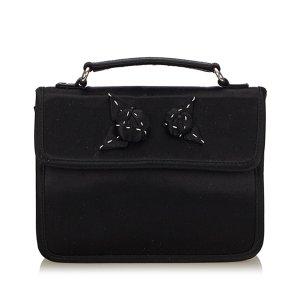 Prada Satin Clutch Bag