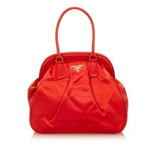 Prada Satin Handbag