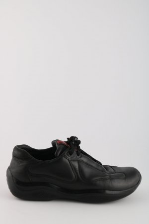 Prada Schnürschuhe schwarz Casual-Look