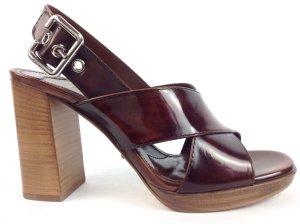 Prada Schuh braun Gr. 40