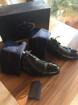 Prada Derby black