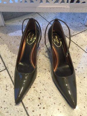 Prada Schuhe aus Lack