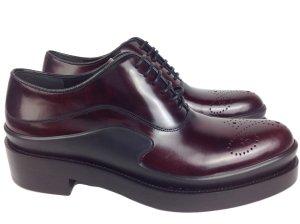 Prada Schuhe Bordeaux Gr. 40,5