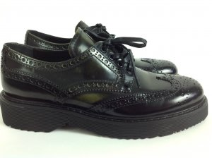 Prada Schuhe Gr. 36,5 schwarz/grün