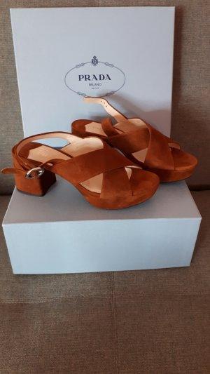 Prada Schuhe Gr. 37.5