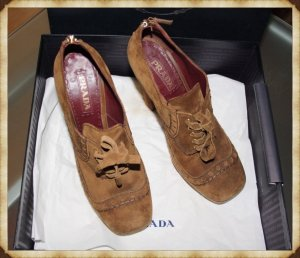 *** PRADA *** Schuhe GR. 41