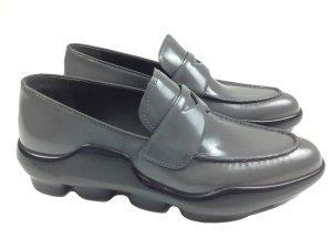 Prada Schuhe grau Gr. 37,5