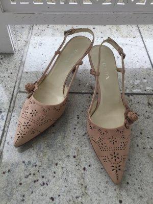 Prada Schuhe in einem zarten rosa