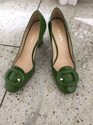 Prada Schuhe in grün