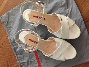 PRADA Schuhe in Lackleder