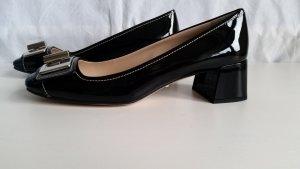 Prada, Schuhe, Leder, schwarz, 39, neu, € 700,-