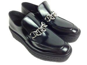 Prada Schuhe schwarz Gr. 40,5