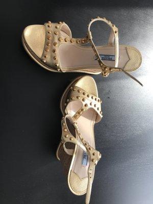 PRADA Schuhe wenig getragen und % 100 original, Gr. 39.5