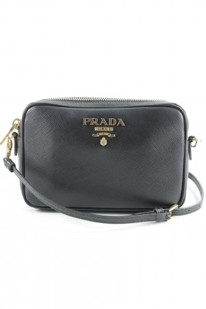 Prada Shoulder Bag black elegant