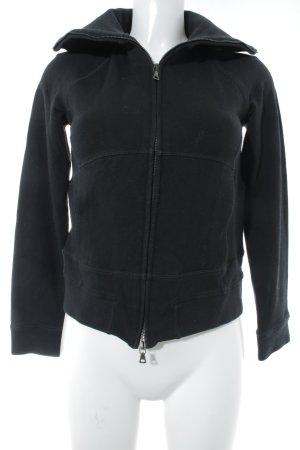 Prada Veste chemise noir style décontracté