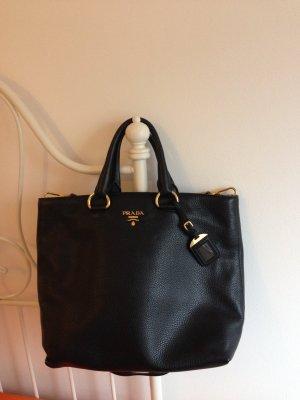 Prada Shopper BN2865 Vit. Daino