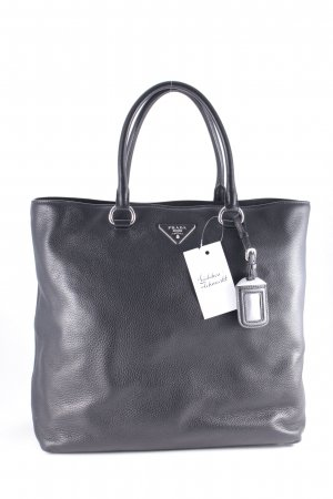 Prada Shopper schwarz Casual-Look