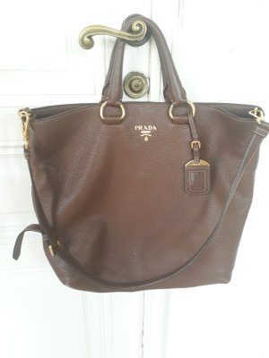 Prada Shopper tabacco