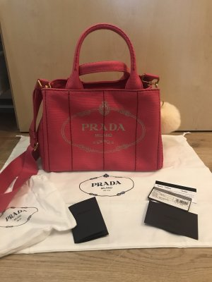 Prada Sac Baril rose