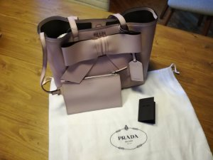 Prada Shopper multicolored leather