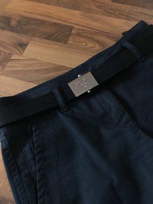 Prada Short zwart-donkerblauw