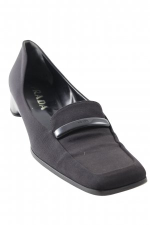 Prada Slippers black elegant