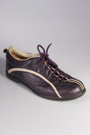 Prada Sneaker dunkelviolett
