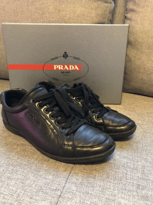 Prada Sneaker in schwarz