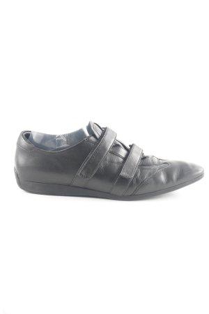 Prada Sneaker con strappi nero stile casual