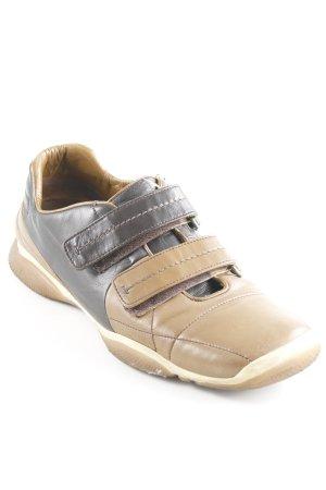 Prada Sneaker Klettverschluss mehrfarbig Casual-Look
