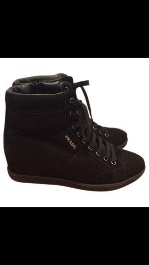 Prada Sneaker schwarz
