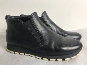 Prada Sneaker schwarz Gr 39 mit Karton