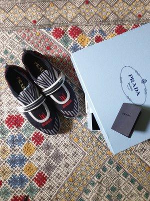 Prada sneakers 2018 Kollektion / Blogger street style